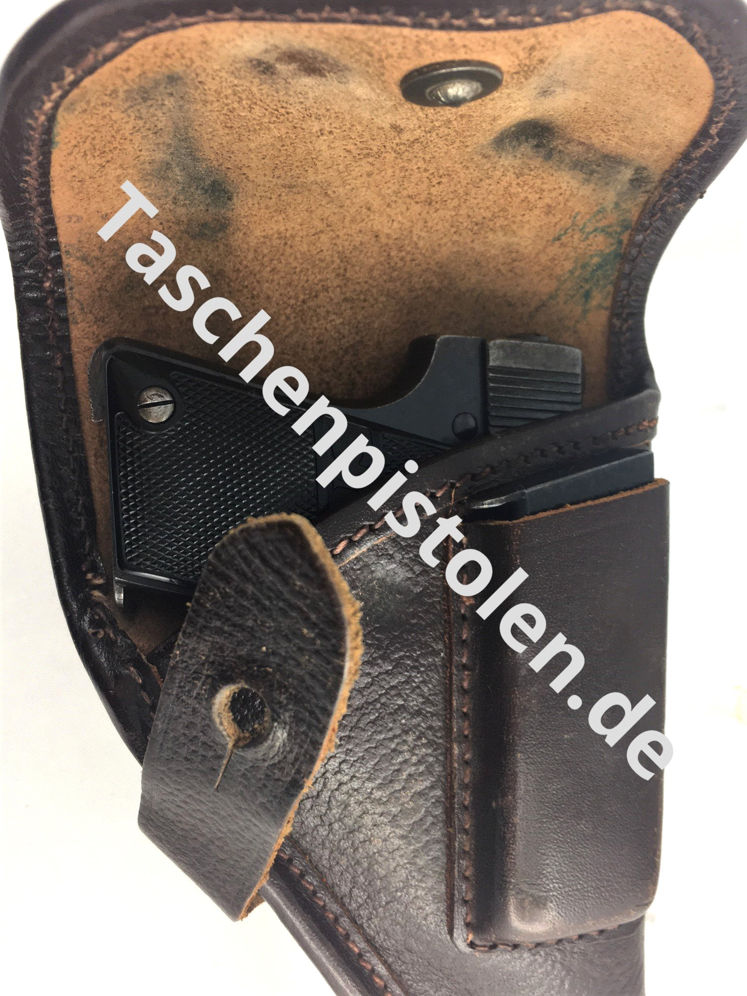 Stock WTP im Holster